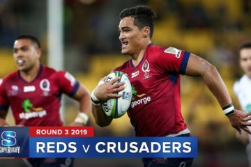 Reds v Crusaders – Super Rugby 2019